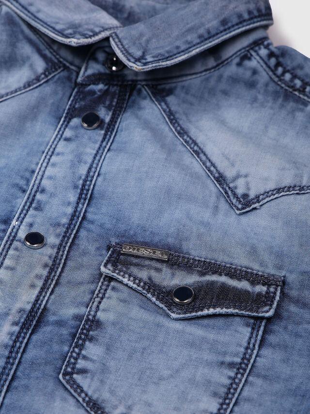 Diesel - CIRIX, Light Blue - Shirts - Image 3
