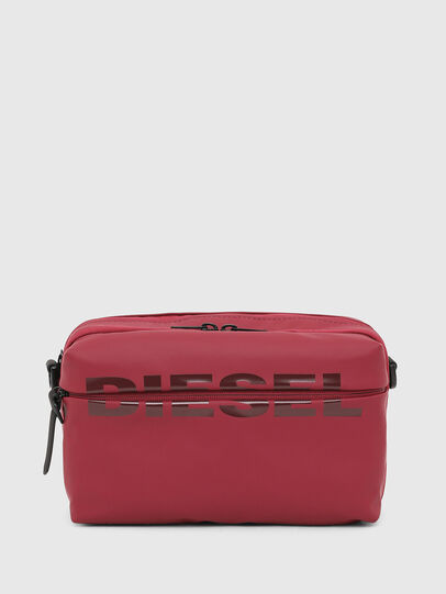 Diesel - FARAH, Red - Crossbody Bags - Image 1