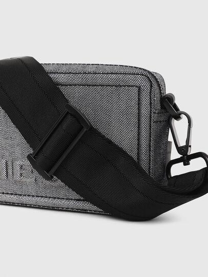 Diesel - ROSA', Grey - Crossbody Bags - Image 4