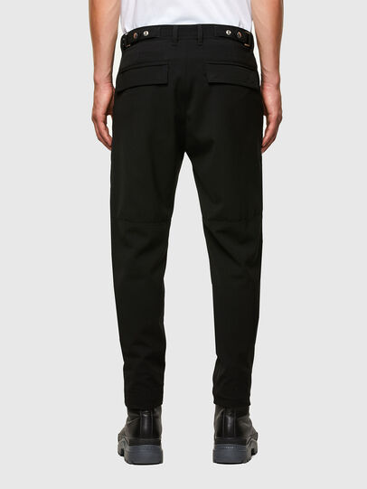Diesel - P-KOLTY, Black - Pants - Image 2