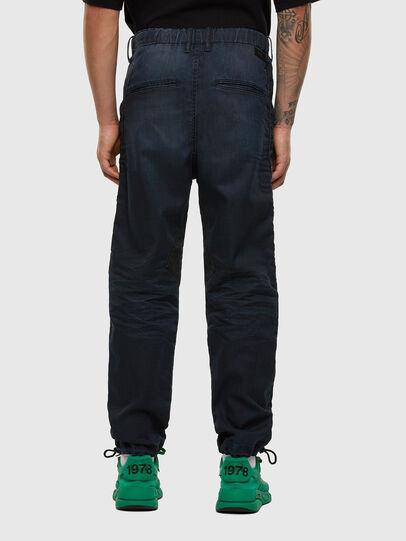 Diesel - D-Skint JoggJeans 069PE, Dark Blue - Jeans - Image 2