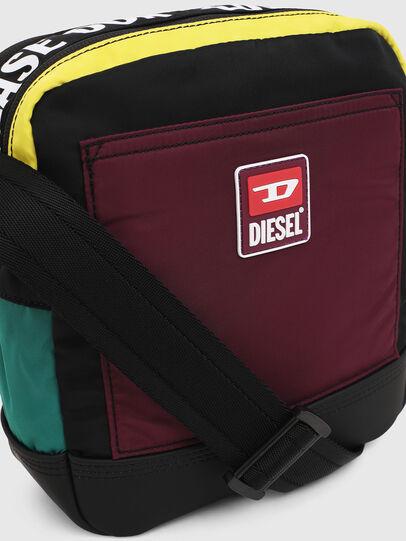 Diesel - DOUBLECROSS, Multicolor - Crossbody Bags - Image 4