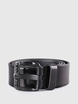 B-STAR, Black Leather - Belts