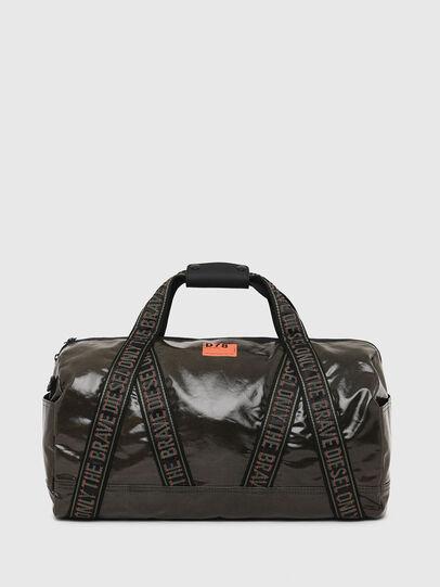 Diesel - ARMDUFFLE, Olive Green - Travel Bags - Image 1