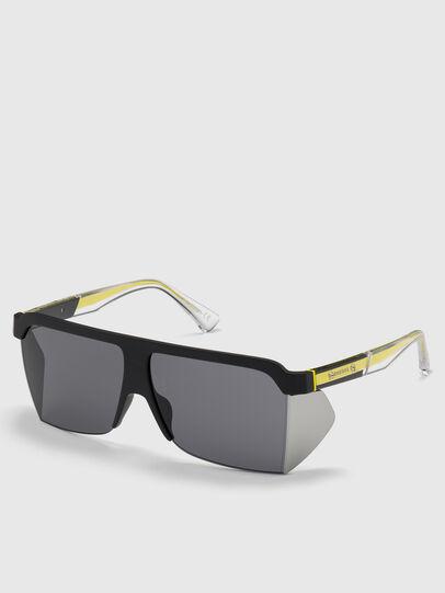 Diesel - DL0319, Black - Sunglasses - Image 2