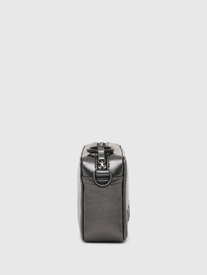 Diesel - ROSA' CNY, Silver - Crossbody Bags - Image 2