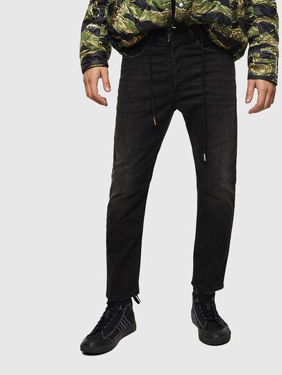 Diesel - D-Eetar 069BG, Black/Dark grey - Jeans - Image 1