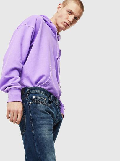 Diesel - Zatiny 084BU, Dark Blue - Jeans - Image 4
