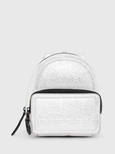 Diesel - ZANE', Silver - Backpacks - Image 1