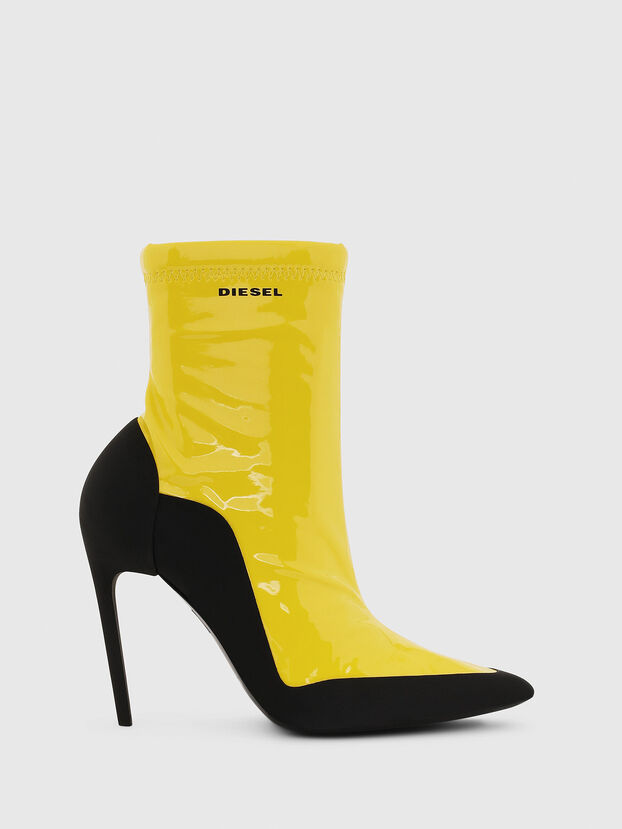 D-SLANTY ABH,  - Ankle Boots