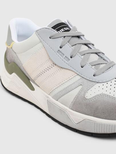 Diesel - S-BRENTHA FLOW, White - Sneakers - Image 4