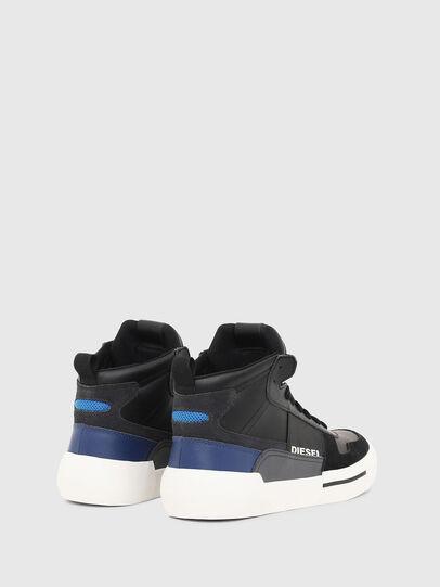 Diesel - S-DESE MG MID, Black - Sneakers - Image 3