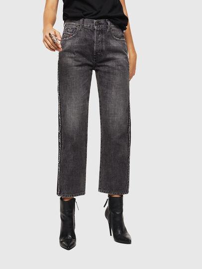 Diesel - Aryel 0096I, Black/Dark grey - Jeans - Image 1