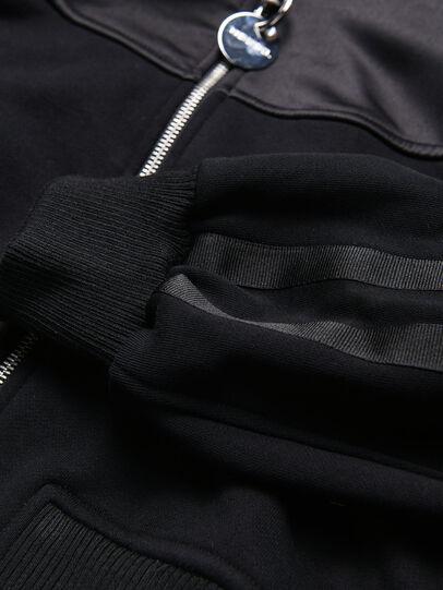 Diesel - SNYNKE, Black - Sweaters - Image 3