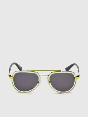 DL0266, Yellow - Sunglasses