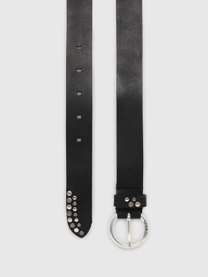 Diesel - B-WANNA, Black - Belts - Image 3