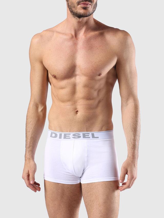 Diesel - UMBX-KORYTWOPACK, White - Trunks - Image 2