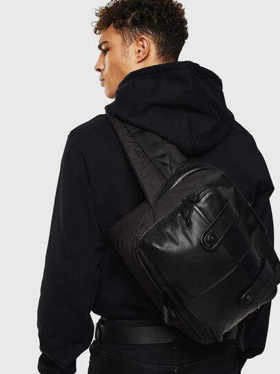 Diesel - PADUA, Black - Crossbody Bags - Image 7