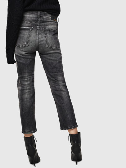 Diesel - Aryel 0095J, Black/Dark grey - Jeans - Image 2