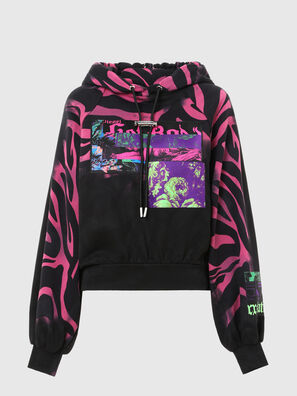F-BIORG, Black/Pink - Sweaters