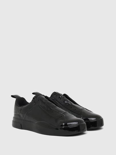 Diesel - S-CLEVER SO, Black - Sneakers - Image 2