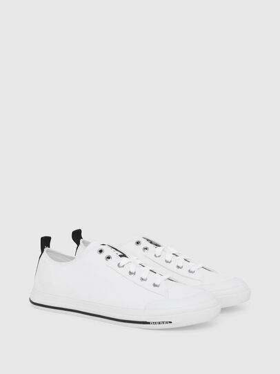 Diesel - S-ASTICO LOW CUT, White - Sneakers - Image 2