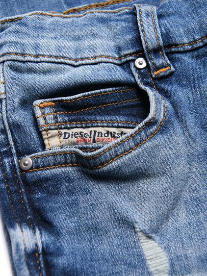 Diesel - BABHILA-J, Blue Jeans - Jeans - Image 3