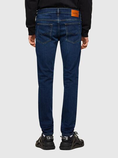 Diesel - D-Yennox 009ML, Dark Blue - Jeans - Image 2