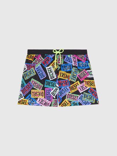Diesel - BMBX-WAVE 2.017, Multicolor - Swim shorts - Image 5