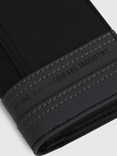 Diesel - DUKEZ LOOP, Black/Blue - Card cases - Image 4