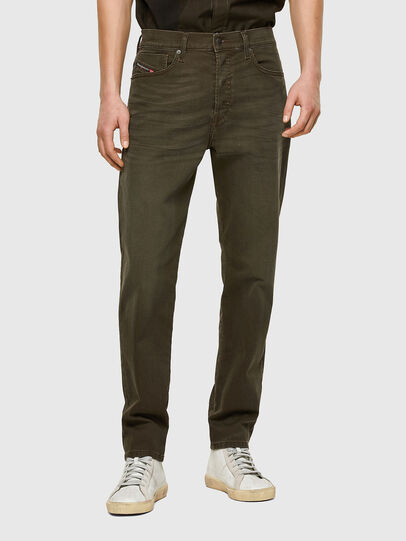 Diesel - D-Fining 0699P, Military Green - Jeans - Image 1