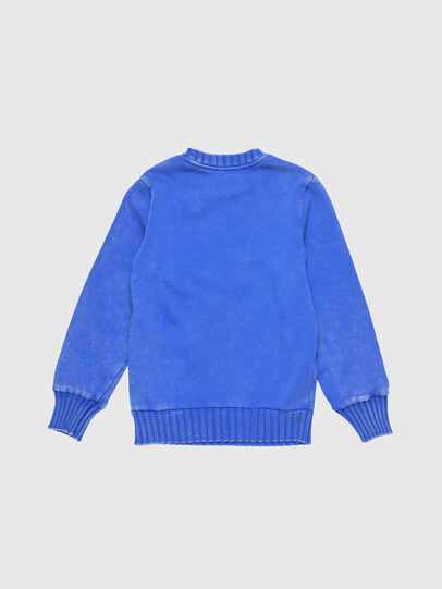 Diesel - SBAYZJ, Brilliant Blue - Sweaters - Image 2