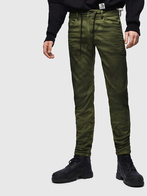 Thommer JoggJeans 069MM, Green - Jeans