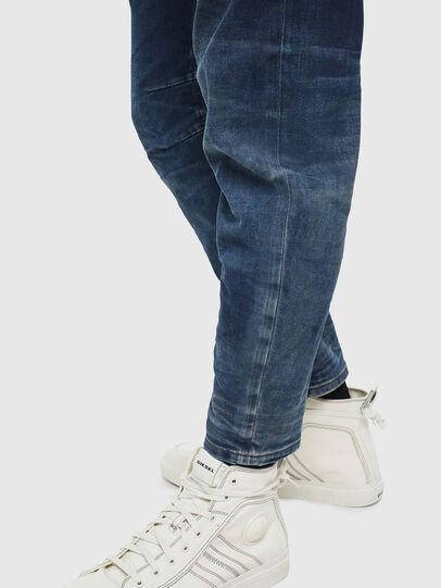 Diesel - Narrot 0097U, Dark Blue - Jeans - Image 4