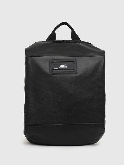 Diesel - D-SUBTORYAL BACK, Black - Backpacks - Image 1