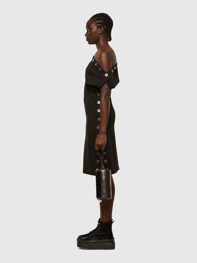 Diesel - D-CROLLER, Black - Dresses - Image 6