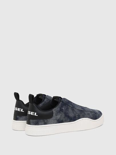 Diesel - S-CLEVER SO, Blue - Sneakers - Image 3