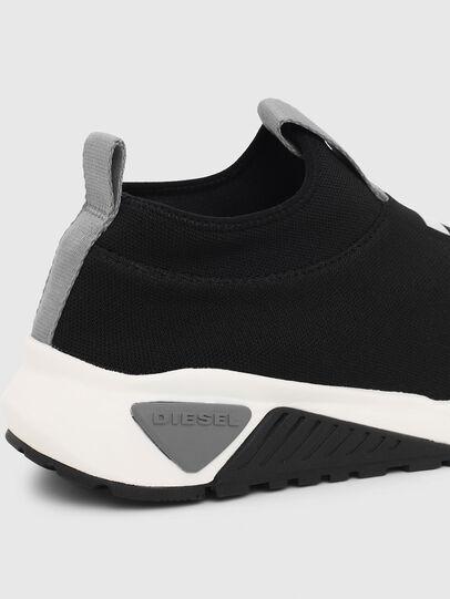 Diesel - S-KB SL II, Black/Blue - Sneakers - Image 4