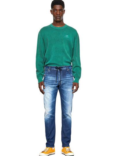 Diesel - Krooley JoggJeans® 09B52, Medium blue - Jeans - Image 5
