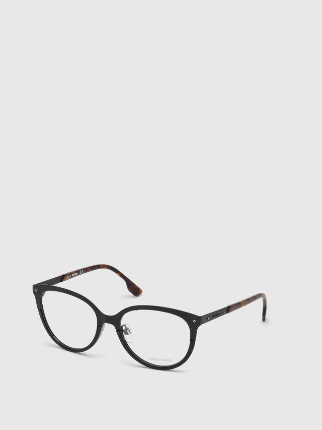 Diesel - DL5217, Black - Eyewear - Image 4
