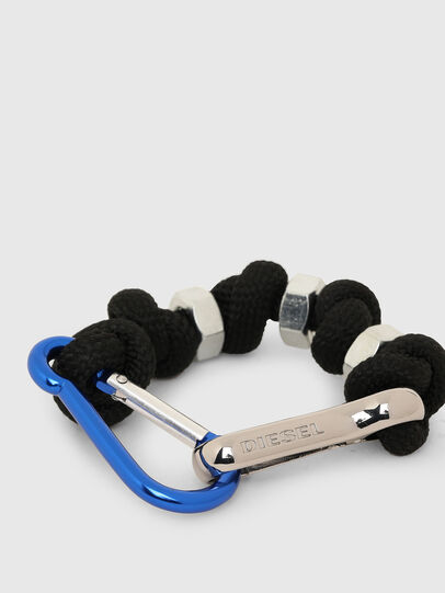 Diesel - EXCU, Black - Bijoux and Gadgets - Image 1