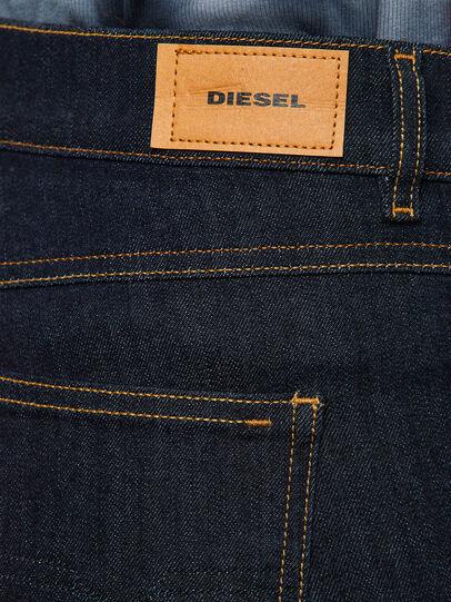 Diesel - Sandy 069MX, Dark Blue - Jeans - Image 5
