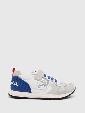 SN RUNNER 01 LC CH, White/Blue - Footwear