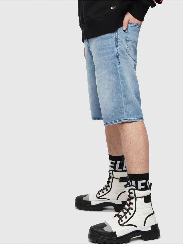 Diesel - THOSHORT, Light Blue - Shorts - Image 3