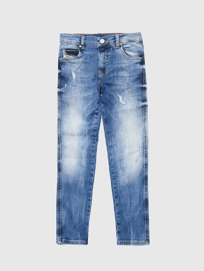 Diesel - BABHILA-J, Blue Jeans - Jeans - Image 1