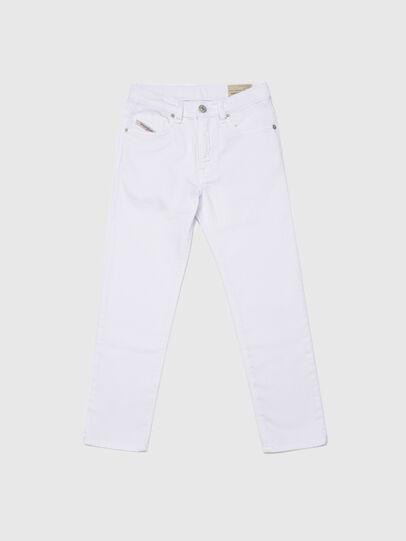Diesel - MHARKY-J JOGGJEANS, White - Jeans - Image 1