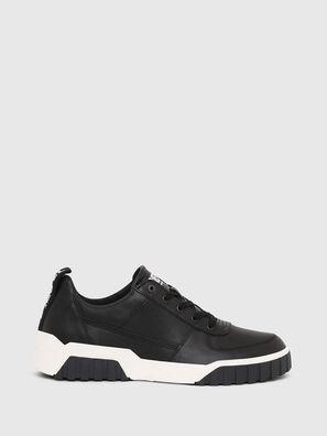S-RUA LOW, Black - Sneakers