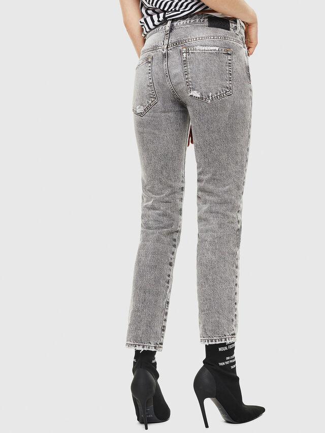 Diesel - D-Rifty 8880X, Light Grey - Jeans - Image 2