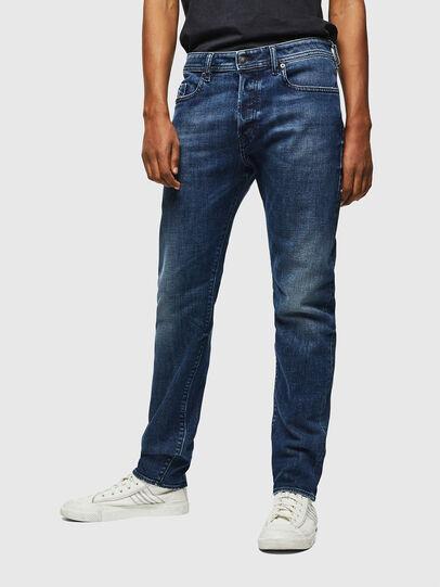 Diesel - Buster 0098P, Dark Blue - Jeans - Image 1