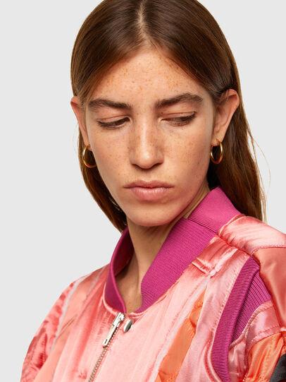 Diesel - G-FRANKIE, Pink - Jackets - Image 3
